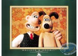 Affiche Offset, Wallace et Gromit : Photo de famille