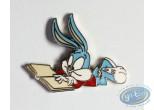 Pin's, Looney Tunes (Les) : Tiny Toons, Buster Bunny lit un livre