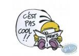 Pin's, Piaf (Le) : C'est pas cool !!