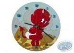 Horlogerie, Hot Stuff : Horloge, Hot Stuff assis