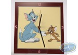 Horlogerie, Tom et Jerry : Horloge, Tom et Jerry