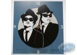 Horlogerie, Blues Brothers : Horloge, Blues Bothers
