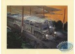 Ex-libris Offset, Nikopol : Truck (small)