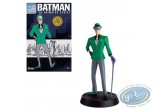 Statuette résine, Batman : The Riddler statuette + magazine -serie 2