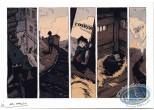 Ex-libris Offset, Envolée Sauvage (L') : le train