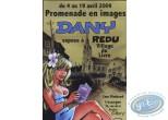 Carte postale, Olivier Rameau : Dany expose à Redu 2009