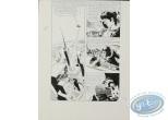 Originaux, Planches originales , Platillos Volantes ( Les Soucoupes volantes) - Ribera