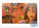 Affiche Offset, Le grand incendie