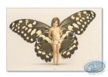 Affiche Offset, Féerie : Fée papillon