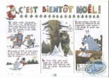Ex-libris Offset, Catastrophes au Pays du Père Noël : C'est bientot Noel