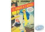 BD cotée, Gil Jourdan : Le Chinois à 2 roues