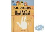 BD cotée, Gil Jourdan : Le gant à trois doigts