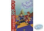 DVD, Spirou et Fantasio : La vallée des bannis + l'ile du joueur fou