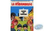BD prix réduit, Ribambelle (La) : Gagne du terrain !