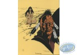 Ex-libris Sérigraphie, Pionniers du Nouveau Monde (Les) : Portrait d'Indien