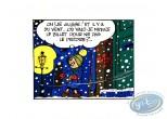 Affiche Sérigraphie, Petit Noël (Le) : Franquin, Le Petit Noël