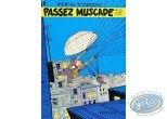 BD cotée, Tif et Tondu : Passez Muscade