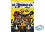 BD prix mini, Ribambelle (La) : La Ribambelle enquête