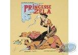 Ex-libris Sérigraphie, Edward John Trelawnay : Princesse Zela