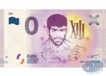 Monnaie, XIII : Billet Euro Souvenir 06