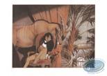 Affiche Offset, Zoo : Manon et le gnou