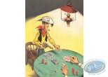 Affiche Offset, Lucky Luke : 5 posters Poker