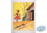 Affiche Offset, Lucky Luke : Mousetrap (grand)