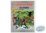 BD prix mini, Chevalier Rouge (Le) : Les otages