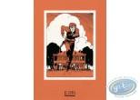 Ex-libris Sérigraphie, Jim Cutlass : La fuite