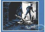 Ex-libris Sérigraphie, Vagabond des Limbes (Le) : Axle en prison