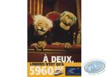 Carte postale, Muppet Show (Le) : Carte publicitaire, Muppets pour Eurostar