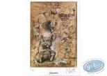 Ex-libris Offset, Graine de Folie (La) : Odimus