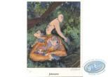 Ex-libris Offset, Polstar : En forêt