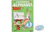 Livre enfant, Astérix : Coloriages, Alphabet (Petit format)