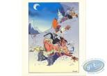 Ex-libris Offset, Luuna : Secouriste