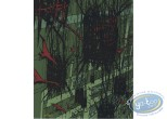 Ex-libris Sérigraphie, Serpenters : Oiseaux Rouges