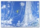 Plaque émaillée, Spirou et Fantasio : Le Nid des Marsupilamis