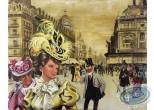 Impression sur toile, La Bourse - Edition limitée