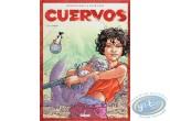 BD cotée, Cuervos : Le Contrat (very good condition)
