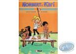 BD cotée, Norbert et Kari : Un Empire sur Pilotis