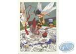 Affiche Offset, Peter Pan : Clochette 3
