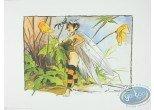 Affiche Offset, Peter Pan : Clochette debout