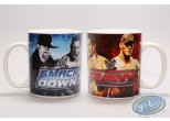 Art de la Table, World Wrestling Entertainment : Mug, Les Stars du Catch - Raw