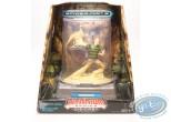 Figurine métal, Spiderman : Statuette Die Cast Sandman
