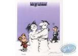 Ex-libris Offset, Petit Spirou (Le) : Bonhomme de Neige