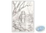 Ex-libris Offset, Héritage d'Emilie (L') : Femme dans les marais