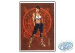 Ex-libris Offset, Magika : Femme