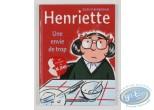 BD prix réduit, Henriette : Une envie de trop