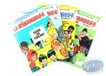 BD prix réduit, Ribambelle (La) : 4 Tomes La Ribambelle : Gagne du terrain ! - En Écosse - Enquête - Contre-attaque