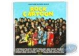 BD prix mini, Rock Cartoon, L'histoire du rock en BD